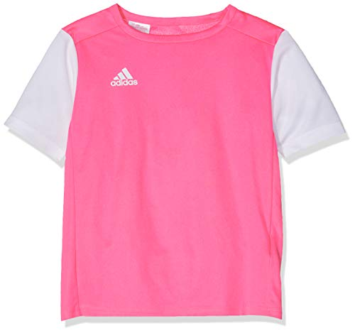 adidas Herren ESTRO 19 JSY T-Shirt, solar pink, S