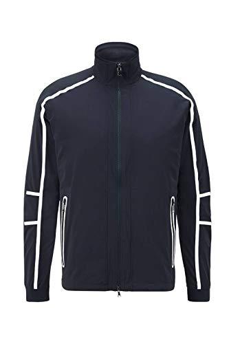 Bogner Sport Mens Vitos Blau, Herren Softshelljacke, Größe S - Farbe Navy Blue