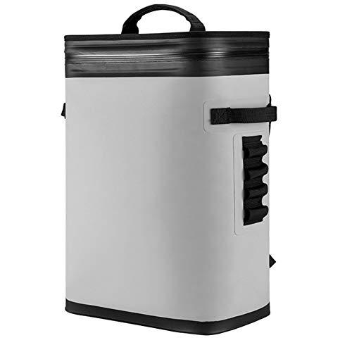 Bomcomi Bo/îte /à Lunch Isotherme Sac Alimentaire Pique-Nique Cooler Stockage bo/îtier carr/é /étanche Portable /épaule fourre-Tout Organisateur