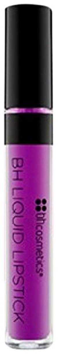 風味思いやりリップBH Cosmetics Liquid Lipstick: Long-Wearing Matte Lipstick - Bewitched (並行輸入品)