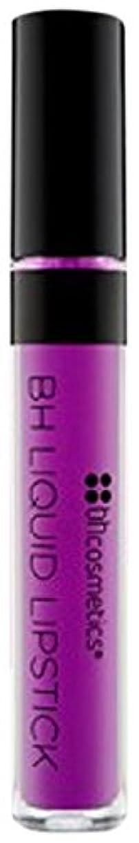 時系列安全でない湿ったBH Cosmetics Liquid Lipstick: Long-Wearing Matte Lipstick - Bewitched (並行輸入品)