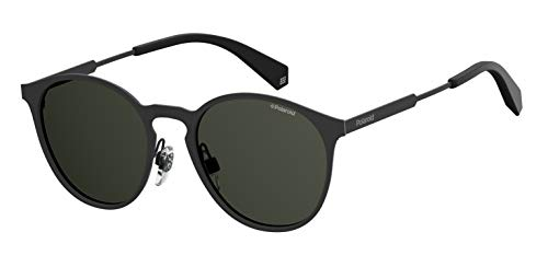 Polaroid PLD 4053/S M9 807 50 Gafas de Sol, Negro (Black/Grey Pz), Mujer