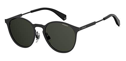 Polaroid - PLD 4053/S - Sonnenbrille Damen Runde - Metallrahmen - Polarisiert 100% UV400 schutz - Schutzkasten inklusiv