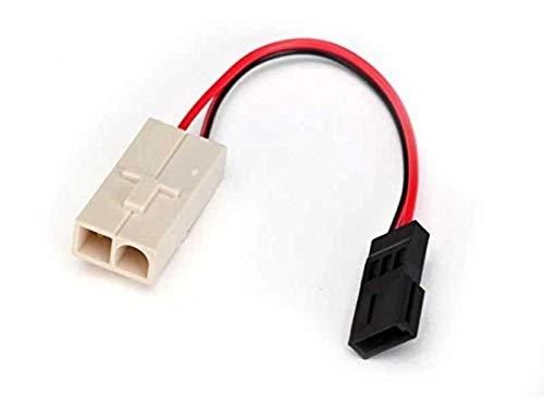 Traxxas Adapter: Molex to Receiver Battery