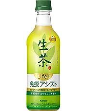 生茶 ライフプラス 免疫アシスト [機能性表示食品] お茶 プラズマ乳酸菌 525mlペットボトル×24本