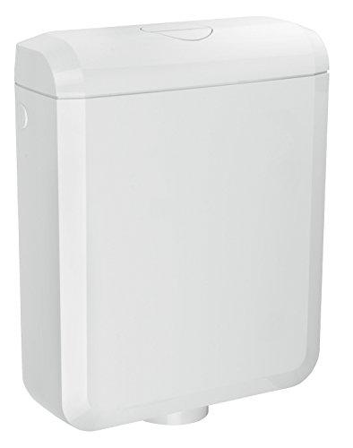 Cornat LEDA, Cassetta di risciacquo per WC, a 2 pulsanti, SPK1400
