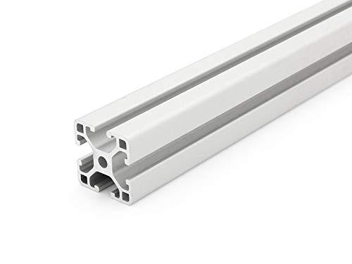 Aluminiumprofil 30x30L I-Typ Nut 6 - Zuschnitt 50mm-2000mm (9,50 EUR/m + 0,25 EUR pro Schnitt, min. 2,50 EUR) 230mm
