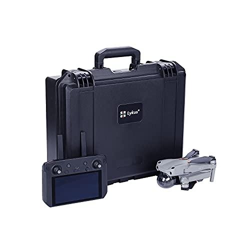 Lykus Titan MA210 Wasserdicht Koffer für DJI Mavic Air 2s, DJI Mavic Air 2 Fly More Combo und Smart Controller