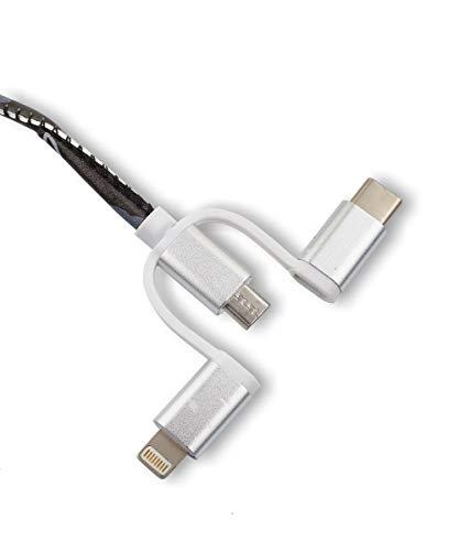 Seven USB Multikabel - 3 in 1