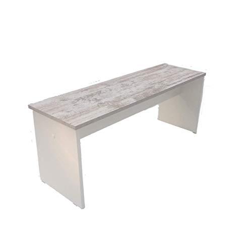 Möbel SD Bank Canyon White Pine-Weiß