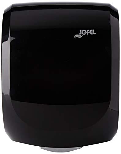 Jofel AA19600 Secamanos Alto Rendimiento AVE ABS, Óptico, 1400 W, 400 Km/h, Negro