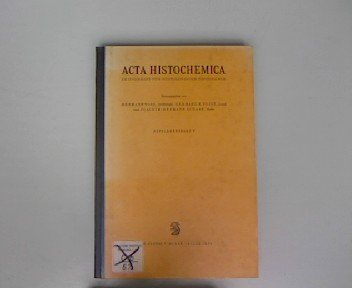 Acta Histochemica. Histochemische Methodik des Nachweises von Polysaccharidkomponenten in Schleimstoffen und Grungsubstanzen.