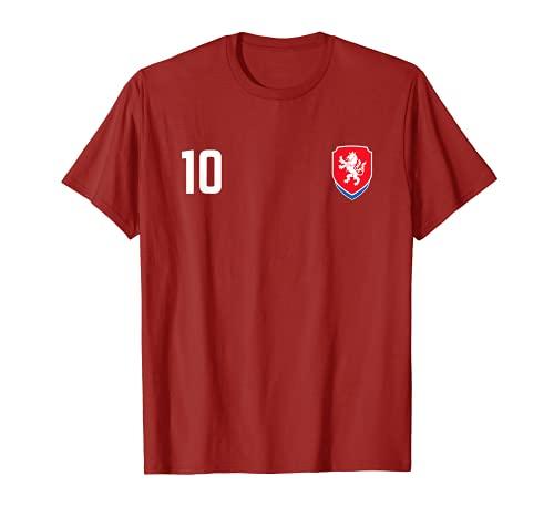 Maglia da calcio della Repubblica Ceca 2020 2021 Czechia Foo Maglietta