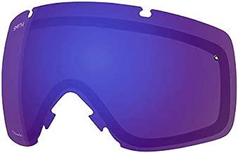 Smith I/O Snow Goggles Replacement Lens ChromaPop Everyday Violet Mirror