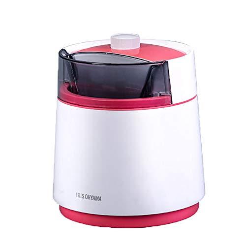 CLING Tragbare automatische Eismaschine Gefrorener Joghurt Doppelte Isolierung EIN Schlüsselvorgang Timing kinetische Energie Große Kapazität 800 ml Sorbet