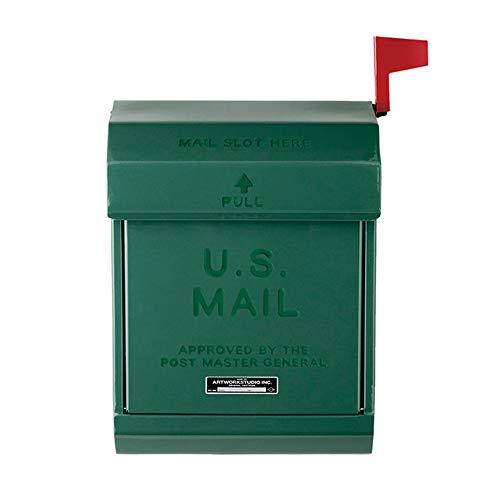 ART WORK STUDIO U.S. Mail box 2 メールボックス2 グリーン TK-2078