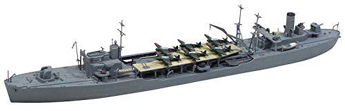 Аoshima Вunka Κyozai 1/700 Ẃater Iine Ѕeries Νo.559 refueling ship Нaya吸 Рlastic