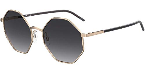 Love Moschino Gafas de Sol MOL029/S Rose Gold/Grey Shaded 56/19/140 mujer