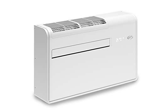 ARGO Apollo 12 HP Klimagerät ohne Außeneinheit, 12000 BTU, Wärmepumpe, R32, Weiß