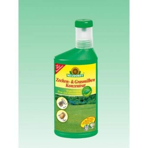 Neudorff Zecken- & Grasmilben Konzentrat 500 ml, Insektenfänger, Insektenschutz