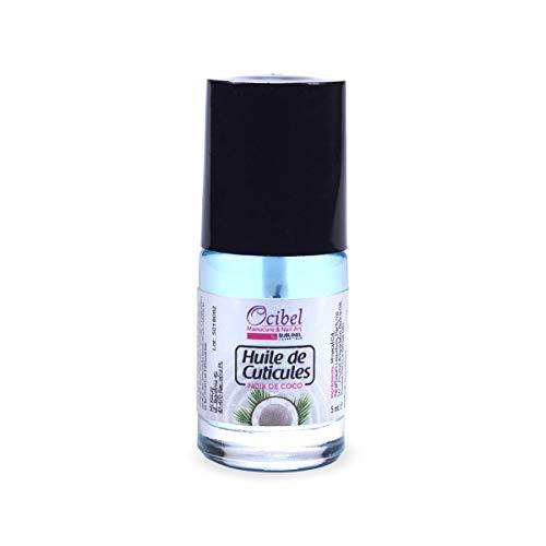 Ocibel - Huile de cuticule parfumée 'Noix de...
