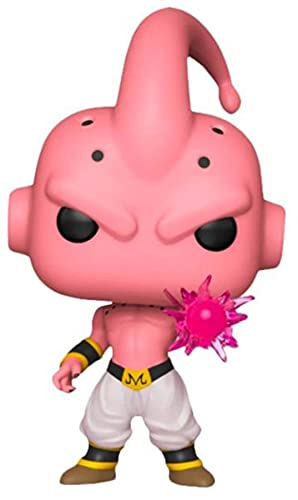 Funko Pop Dragon Ball Z: Kid Buu Kamehameha Collectible Figure, Multicolor