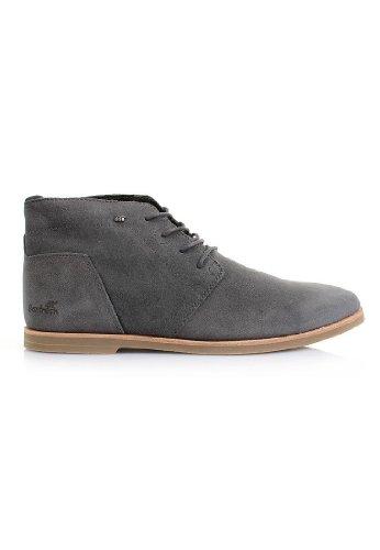 Boxfresh Boots - Boxfresh Chuk Boots - Steel Grey