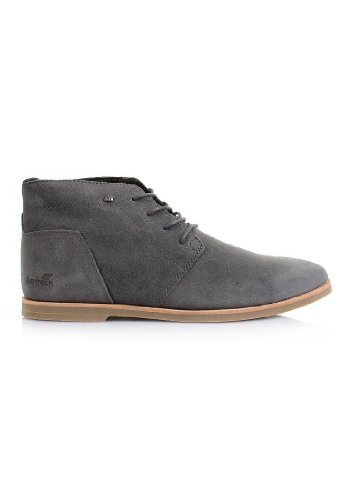 Boxfresh Stiefelette Men - CHUK cm WXD SDE - Steel Grey, Schuhgröße:45