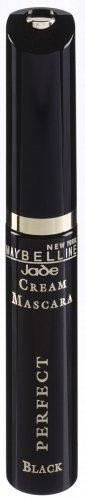 Maybelline New York Cream Mascara Cream-Schwarz 51/Wimperntusche für langanhaltend verdichtete...
