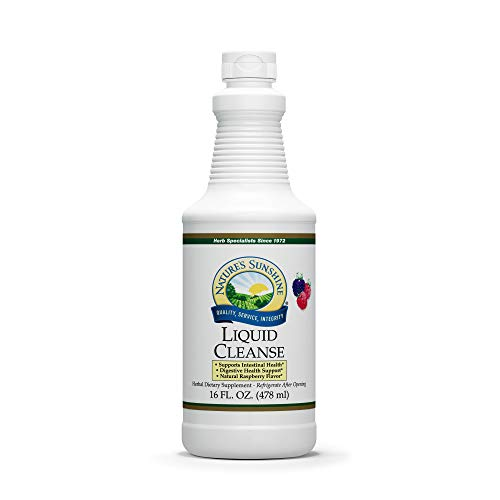 Nature's Sunshine Liquid Cleanse 16 Oz
