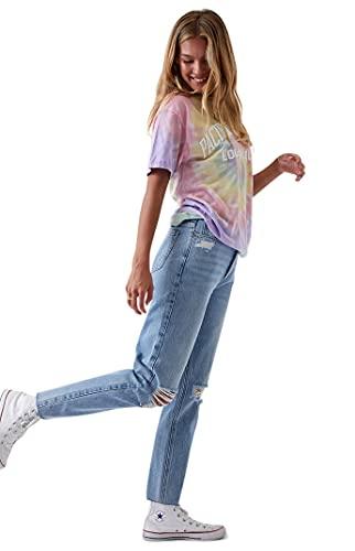 PacSun Women's Light Blue Ultra High Waisted Slim Fit Jeans Size 22