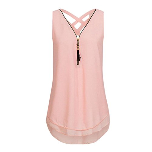 KIMODO T Shirt top Bluse Damen Sommer Schwarz weiß V Ausschnitt Basic Weiss mit Print Mint Gold Baumwolle Lang Pink Aufdruck Ärmellos Oversize Rundhals Kurzarm Sport Braun Sexy