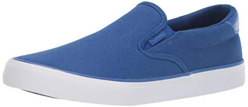 Lugz Men's Clipper Sneaker, Royal Blue/White, 10 D US