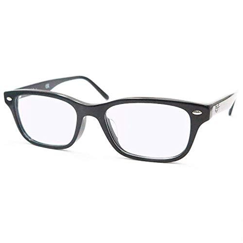 【RayBan】 レイバン メガネ 伊達メガネ 眼鏡 ダテメガネ RX5345D (2000, 度なしブルーライトカットレンズ...