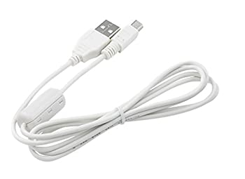 Canon Power shot IFC-400PCU USB Cable White