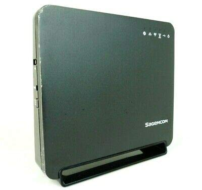 Sagemcom F@st 5260 / Fast 5260 Dual Band 802.11ac Wireless Router with 4 x Gigabit Ethernet Ports