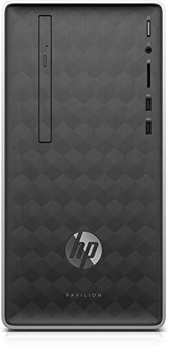 HP Pavilion 590-A0018NS 4DV00EA - Ordenador de Sobremesa, Gris