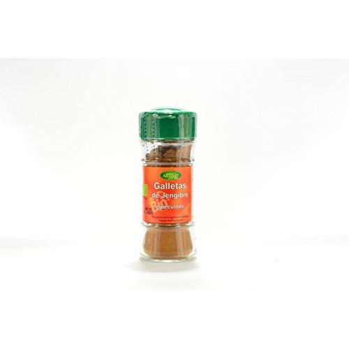 Artemisbio Tarro Speculoos Bio 30 Gr Especias Y Condimentos Artemisbio 300 g