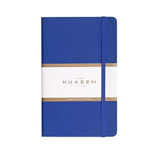 Cuaderno A5 Inalámbrico Pegamento Encuadernación Cuero Imitación Libro Libro Libro Cuaderno Estudiante Diario Oficina Cuaderno
