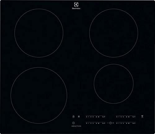 Electrolux LIT60443C piano cottura Nero Incasso A induzione