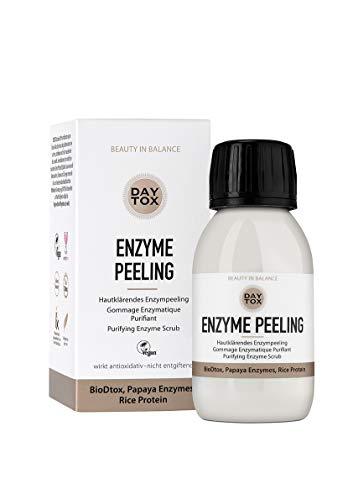 DAYTOX Enzyme Peeling - Exfoliante Enzimático Clarificante para el Rostro - Vegano...
