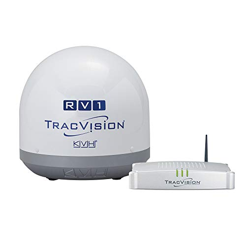 Kvh Industries Inc Tracvision Rv1 Satellite