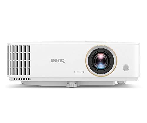BenQ DLP Full HD Gaming Beamer TH685i mit 3.500 ANSI Lumen, HDR, Game-Modi, Android TV, geringem Input Lag perfekt für Spielekonsolen