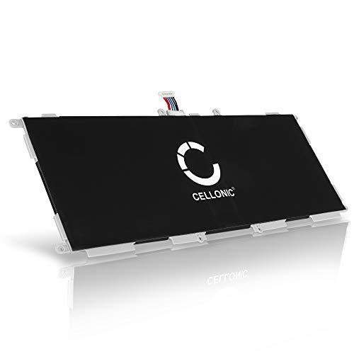 CELLONIC Batería Recargable Compatible con Samsung Galaxy Tab 4 10.1 (SM-T530/SM-T531/SM-T533/SM-T535) 6000mAh EB-BT530FBU Repuesto Pila sustitución Bateria