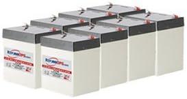 APC Smart-UPS 3000 Rack Mount (SUA3000RM2U) Compatible Replacement Battery Kit