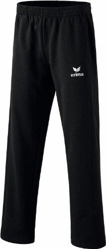 erima Kinder Sweathose 5-C Basic Pants, schwarz, 164, 610300