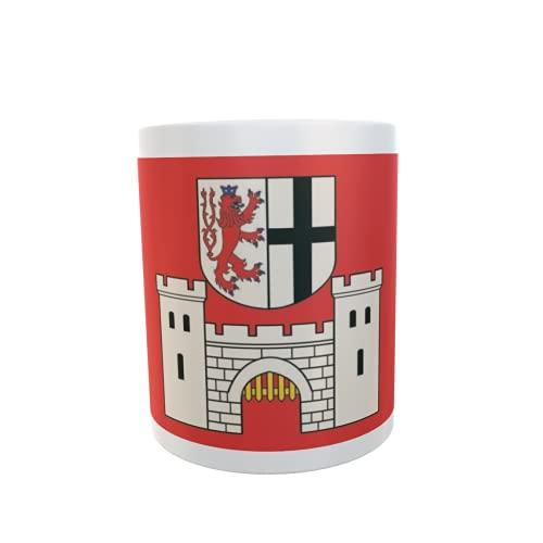 U24 Tasse Kaffeebecher Mug Cup Flagge Königswinter