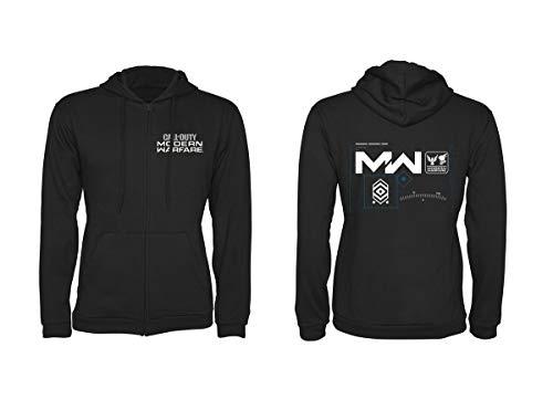 Call of Duty: Modern Warfare - Logo - Zipper | Offizielles Merchandise, Größe:XXL