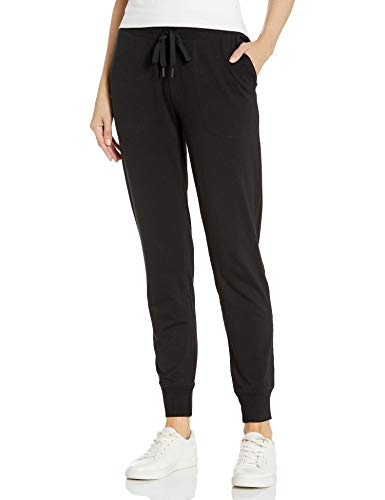 Amazon Essentials - Pantaloni da jogging Studio da donna, in tessuto terry, Cruz V2 Fresh Foam, US M (EU M - L)