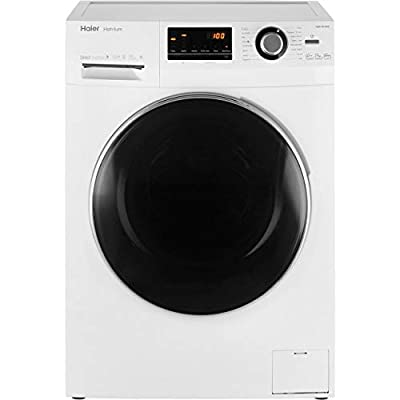 Haier HW70-B12636 Freestanding Washing Machine, LED Display, 1200 RPM, 7kg Load, White